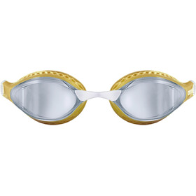 arena Airspeed Mirror Lunettes de natation, silver/gold